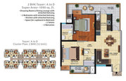 Ace City Greater Noida West   Price List,  Floor Plan,  Layout