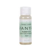 Get Chemical-Free Tulsi Shower Gel Tester - Vanya Herbal
