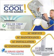 Best AC Service In Low Price in Gomti Nagar,  Lucknow.