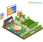 HashStudioz   Amusement park Management System