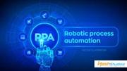Advanced Robotic Process Automation Services   Hashstudioz