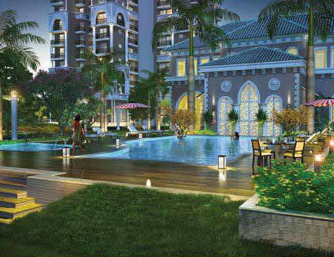 Own a Lavish Home in Apex The Kremlin Ghaziabad. Call 9250001807