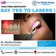 COSMETIC DENTIST | DR. VINISHA PANDEY