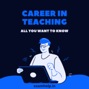 Career in Teaching & Education