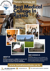 MBBS In Russia For Indian 2021 Twinkle InstituteAB