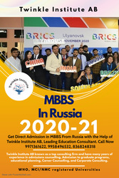 MBBS In Russia For Indian
