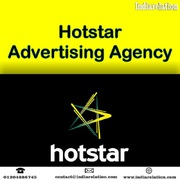 Find us for Hotstar advertising agency