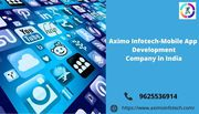 Aximo Infotech - Top Mobile App Development Company in India
