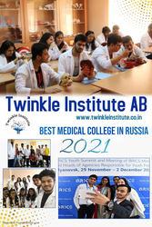 Medical college in Russia 2021  Twinkle InstituteAB