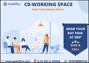 Coworking Office Space in Noida | Coworking space in Delhi NCR