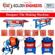 Interlocking Tiles Making Machine Manufacturers