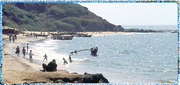 Book online famous India beach tour package
